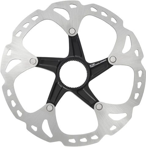 Shimano XT and Saint SM-RT81 Ice-Tec Centre-Lock disc rotor
