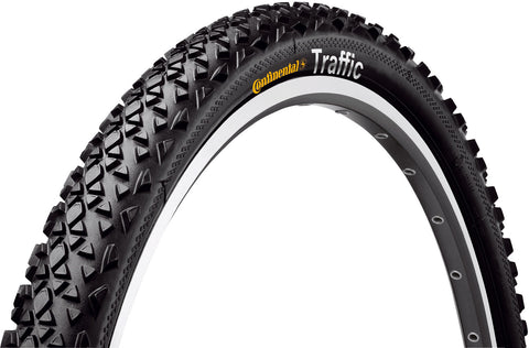 Continental - Traffic 26x2.1 MTB Tyre