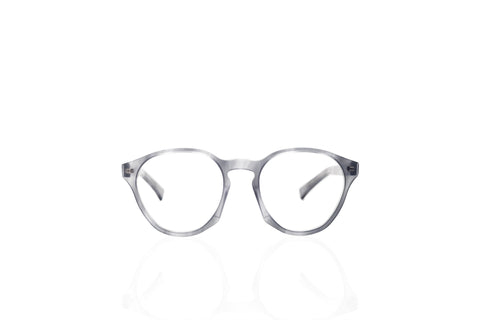 Model 5 // 48.20 - Optiroid: BGX070 - Gray/Clear Tortoise