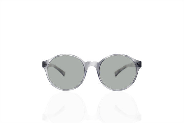 Model 9 // 49.21 - Optiroid: BGX070 - Gray/Clear Tortoise