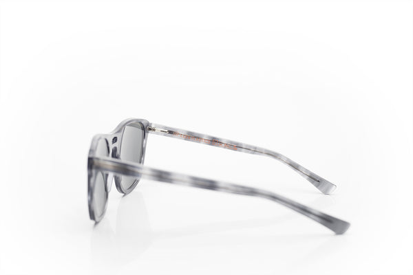Model 7 // 52.21 - Optiroid: BGX070 - Gray/Clear Tortoise