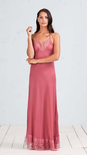 LONG DRESS CIAO - PINK