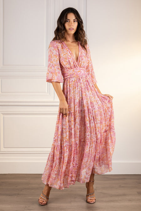 Midi Dress Margo - Natural Breeze