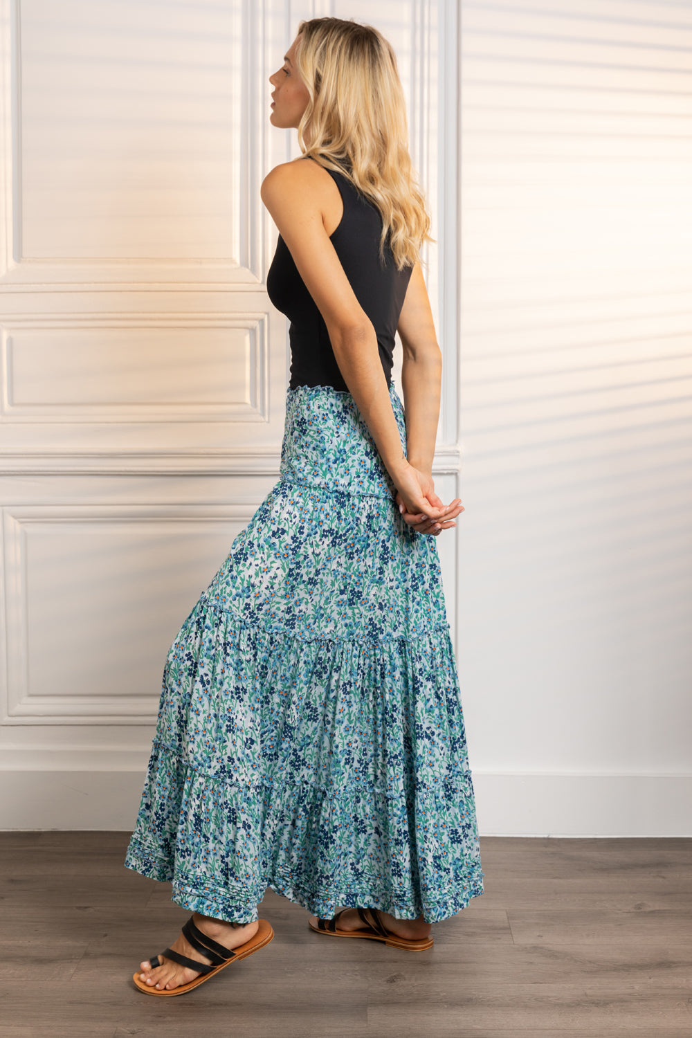 Poupette St Barth Long Skirt India