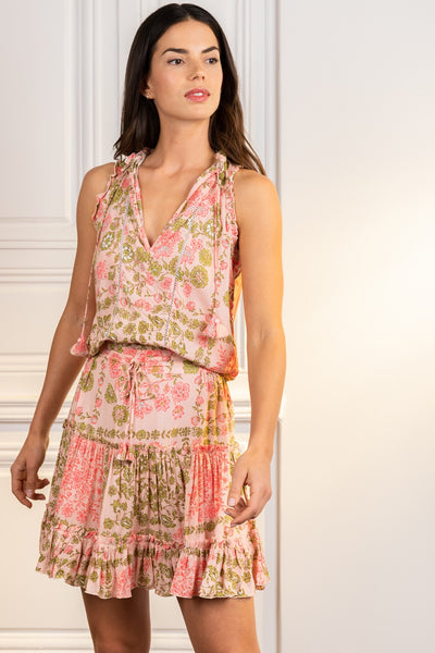 Poupette St Barth Mini Dress Clara