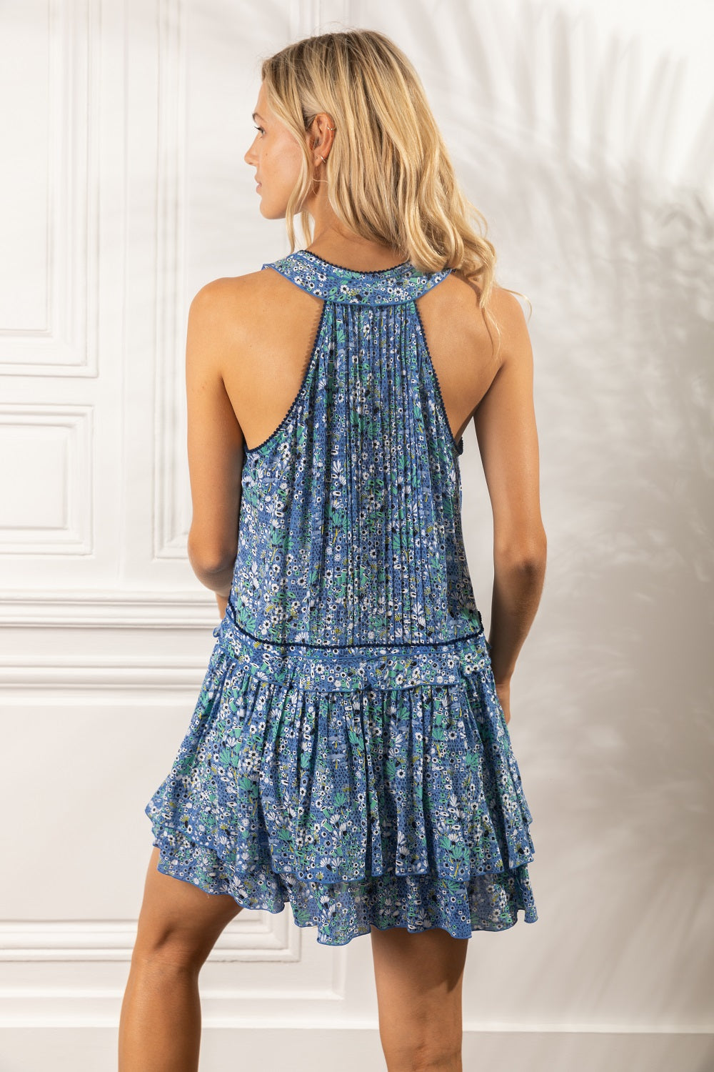 Poupette St Barth Mini Dress Mae