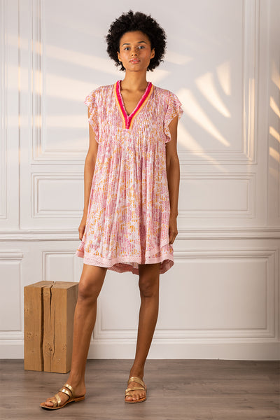 Poupette St Barth Mini Dress Sasha