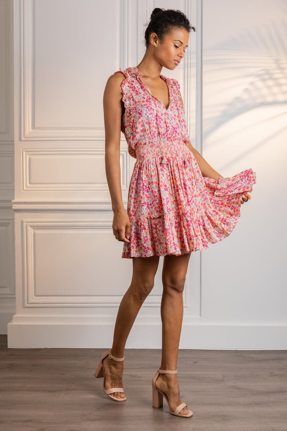 Poupette St Barth Mini Dress Triny
