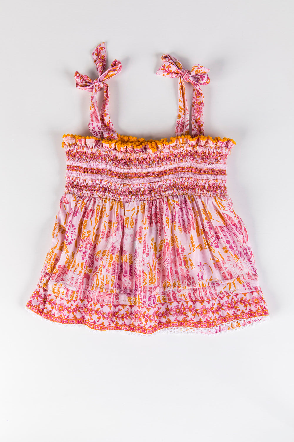 Poupette St Barth Kids Top Cindy