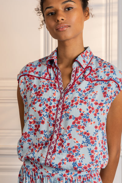 Poupette St Barth Shirt Margo
