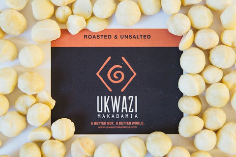 Macadamia Nuts - Roasted & Unsalted