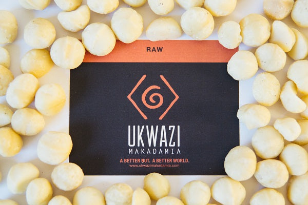 Macadamia Nuts - Raw