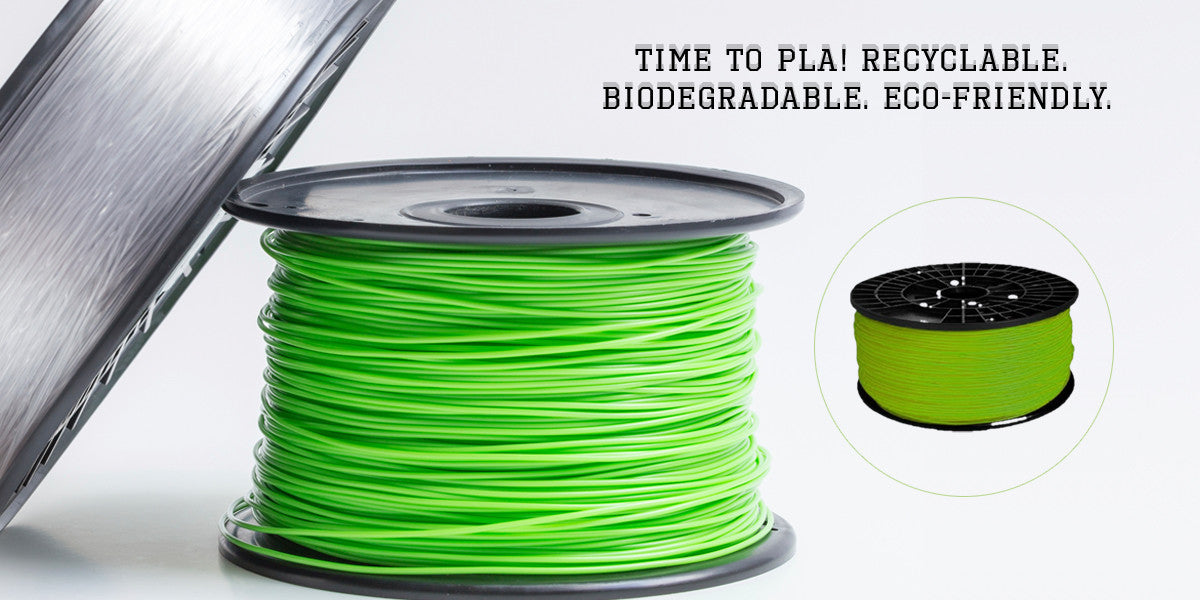 3mm 1.75mm recyclable biodegradable PLA plastic filament for 3D Pen and 3D Printer