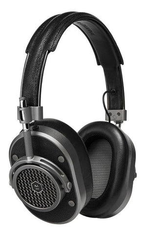 Master & Dynamic MH40 Headphones (gunmetal w/ black leather)