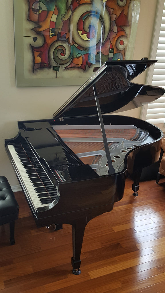Steinway Model M High Gloss ( Orange County, CA )