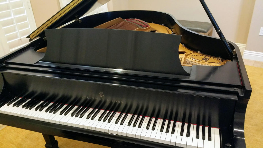 Steinway Model M 1992 (Orange County, CA)