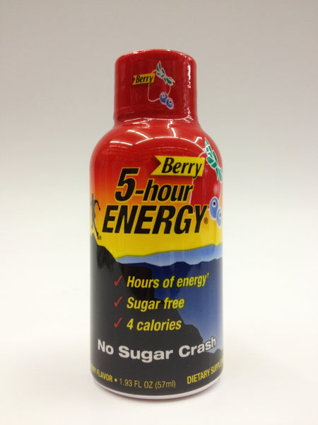 5-hour Energy Berry 2oz