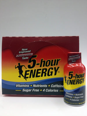 5 Hour Energy Pomegranate 12 Pack