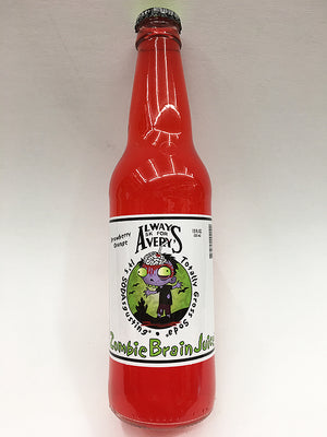 Avery's Zombie Brain Juice Soda