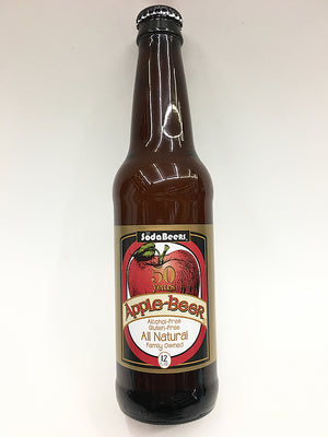 Apple Beer Soda
