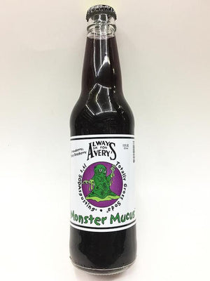 Avery's Monster Mucus Soda