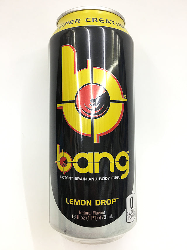 bang Lemon Drop