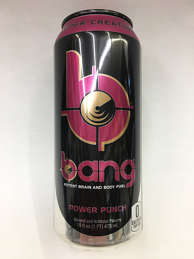 bang Power Punch 16oz