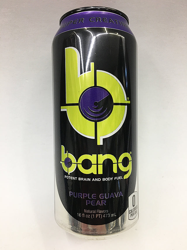 bang Purple Guava Pear 16oz