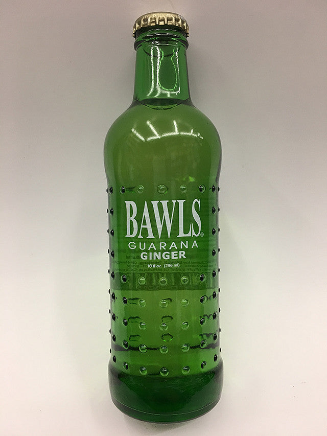 Bawls Guarana Ginger
