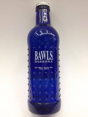 Bawls Guarana High Caffeine Guarana Soda