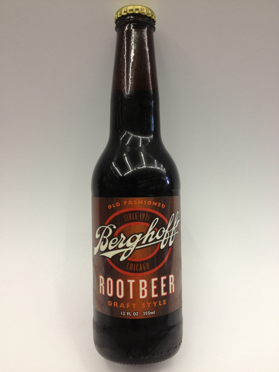Berghoff Chicago Draft Style Root Beer
