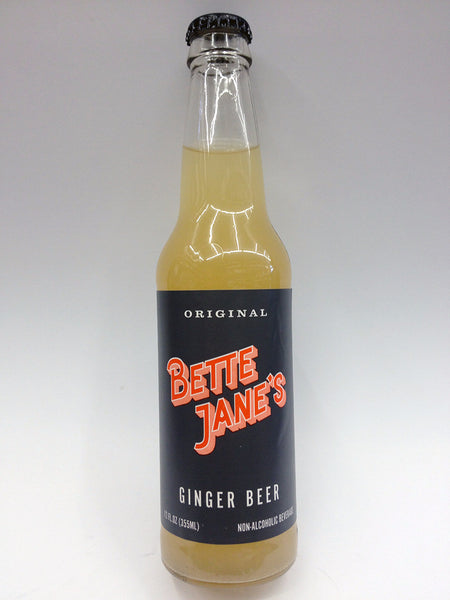 Bette Jane's Original Ginger Beer