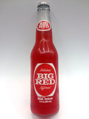 Big Red Texas Cream Soda