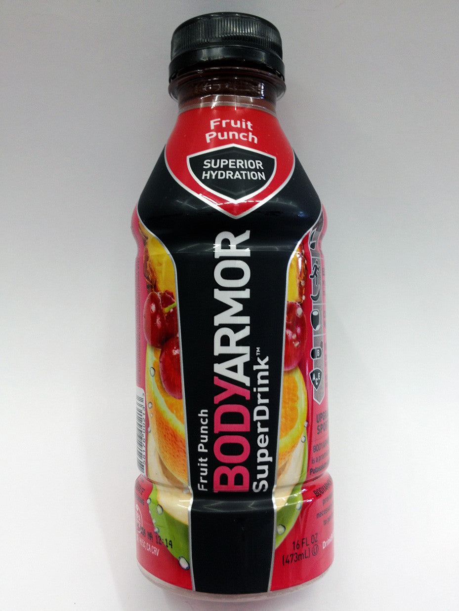 BodyArmor Fruit Punch