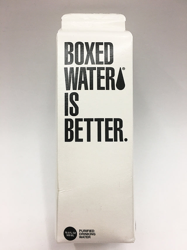 Boxed Water 500ml