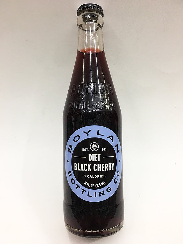 Boylan Diet Black Cherry