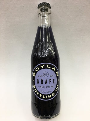 Boylan Grape Cane Sugar Soda
