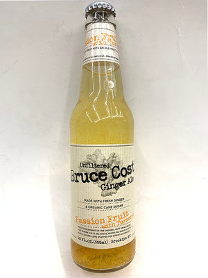Bruce Coast Ginger Ale Passion Fruit with Turmeric