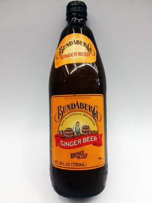 Bundaberg Ginger Beer 750ml
