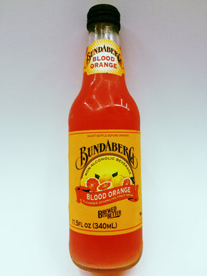Bundaberg Blood Orange Soda