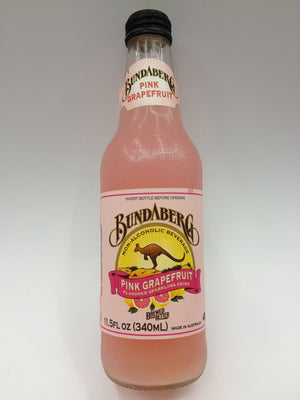 Bundaberg Pink Grapefruit
