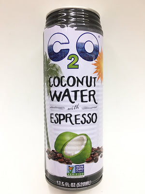 C2O Coconut Water With Espresso