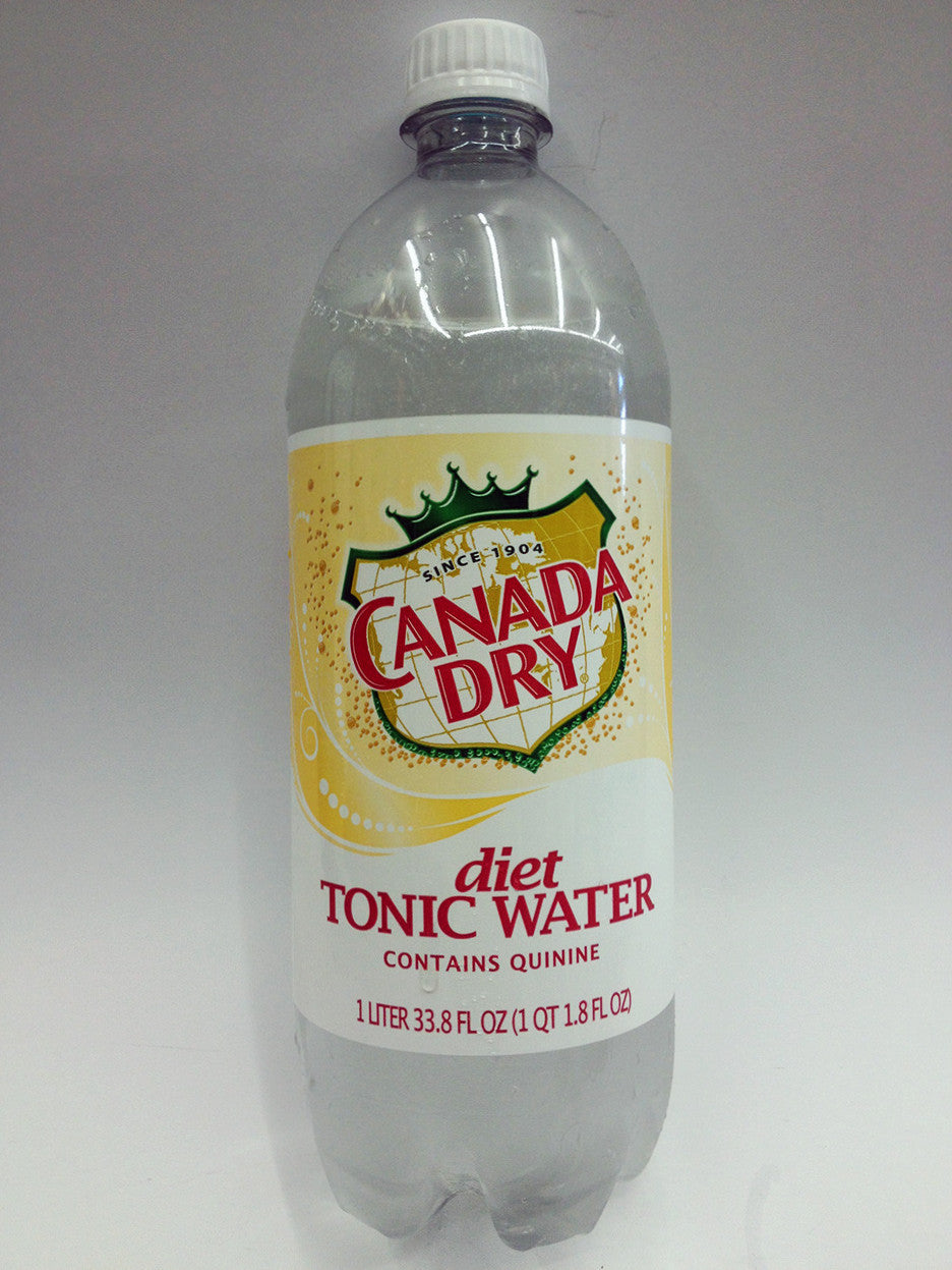 Canada Dry Diet Tonic Water