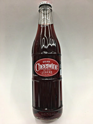 Cheerwine North Carolina Cherry Soda