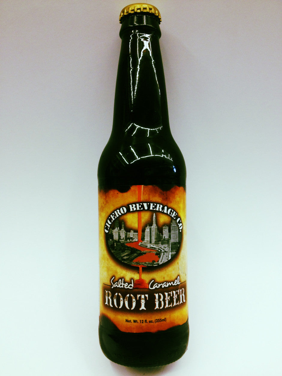Cicero Salted Root Beer 12oz
