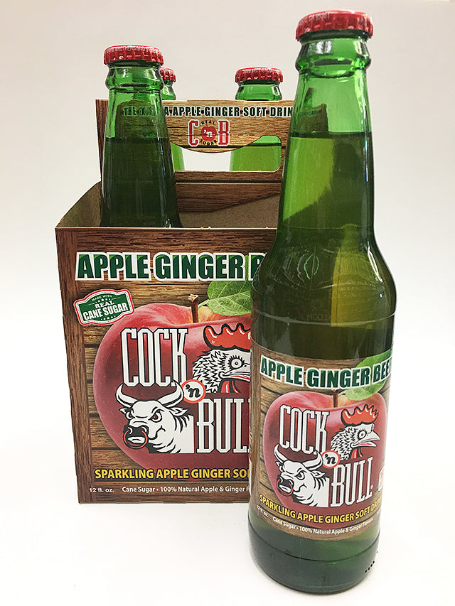 Cock 'N Bull Apple Ginger Beer