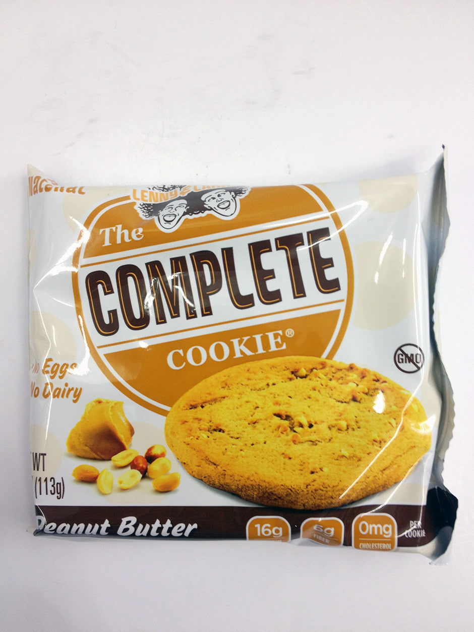Lenny & Larry's Complete Peanut Butter Cookie