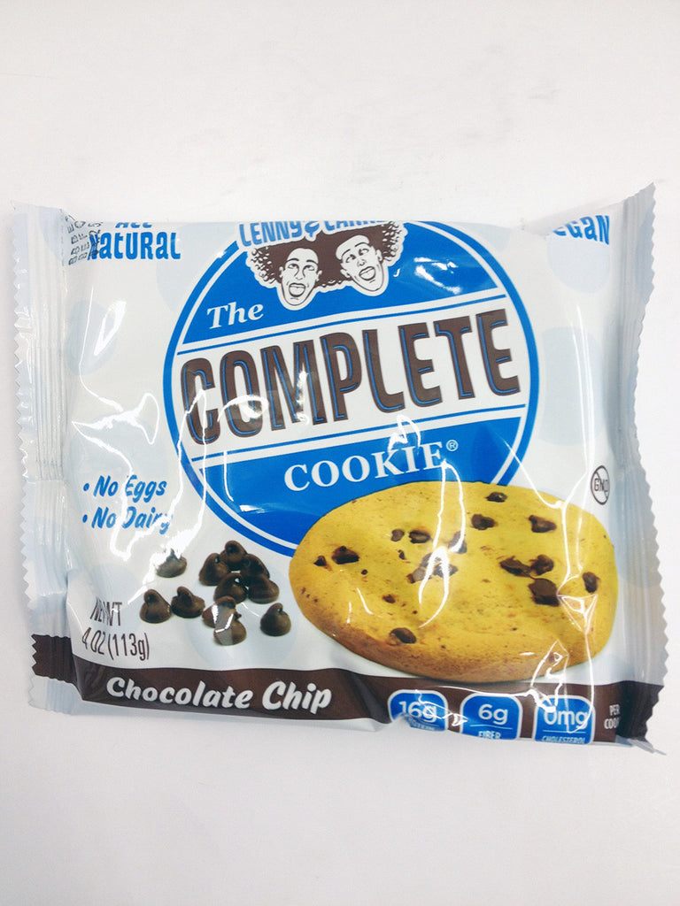 Lenny & Larry's Complete Gluten Free Double Chocolate Cookie