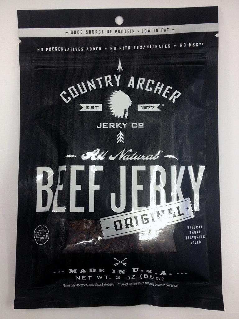 Country Archer Original Beef Jerky