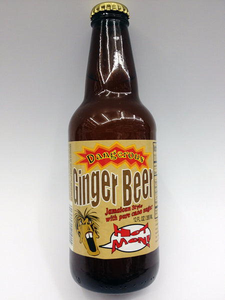 Hosmer Mountain Dangerous Ginger Beer